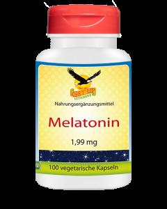 Melatonin 1,99mg, 250 Veggy-Kaps