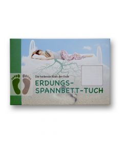 Earthing Bettuch 140 x 200 cm - Erdung beim Schlaf